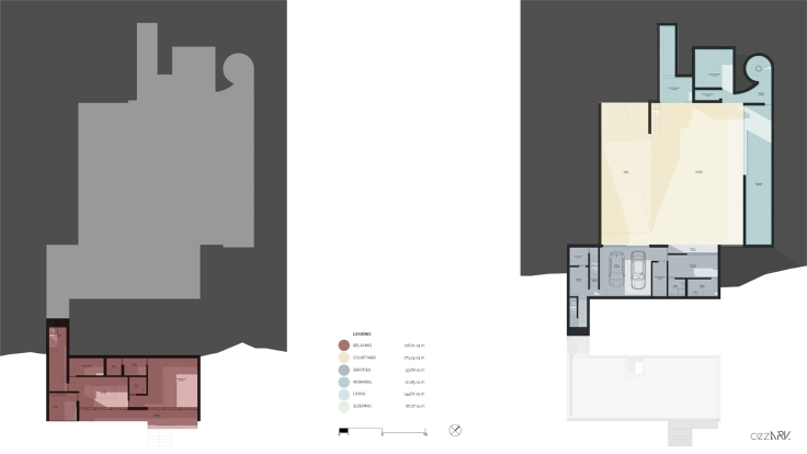 House in Forest_Layout 01_cezark