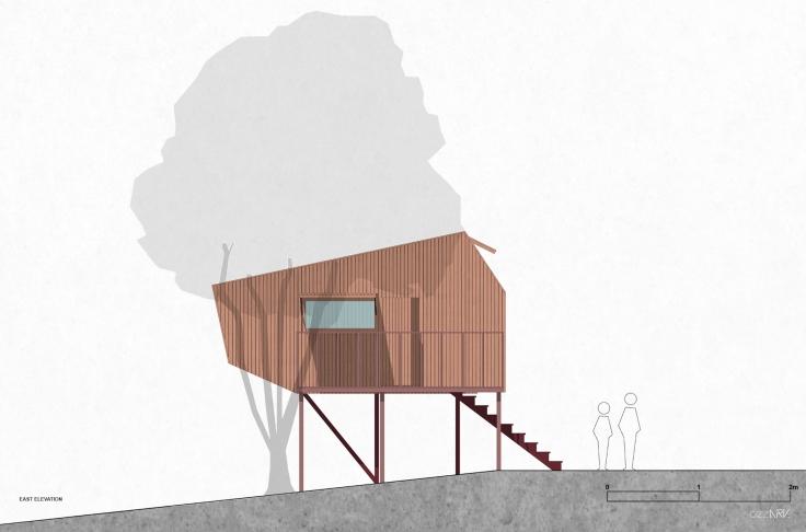 05. Tree House_Elevation